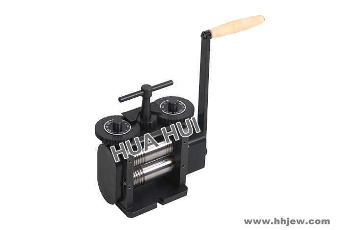Бесплатная доставка комбинированная прокатная мельница 130 мм, высокое качество для изготовления плоских, квадратных и полукруглых листов, ювелирные инструменты