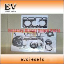 KUBOTA D905  D850 cylinder head gasket and full gasket kit