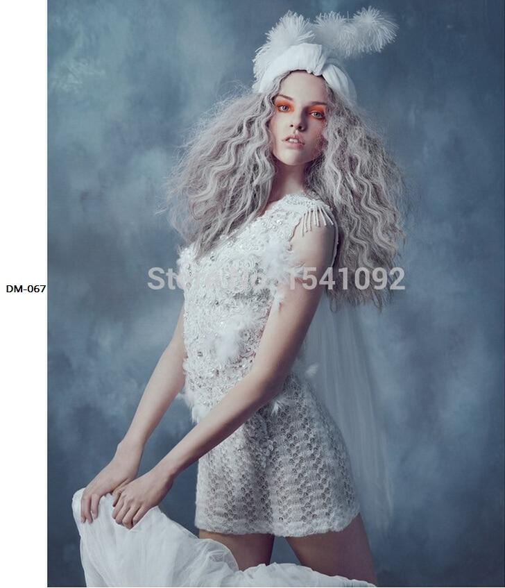 Arrière-plan photographique 3x6 M Pro teint en mousseline pour studio photo arrière-plans de photographie personnalisés DM-067