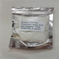 100 Gram Real Pure 99 Kojic Acid Powder Anti Freckle Treatment Removal Age Spot Skin Lightening