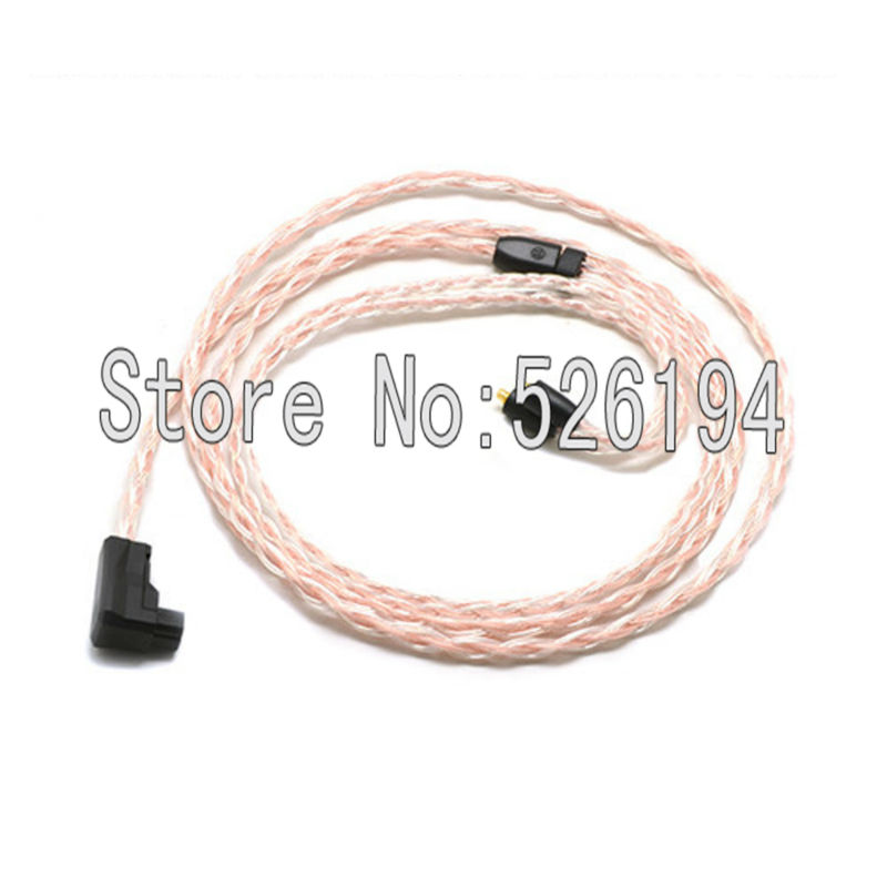 Free shipping RSA/ALO to SE846 plugs 5N pure copper OFC Cable For SE215 SE315 SE425 SE535 SE846 Headphone cable здоровое и раздельное питание эксмо 978 5 699 46413 5