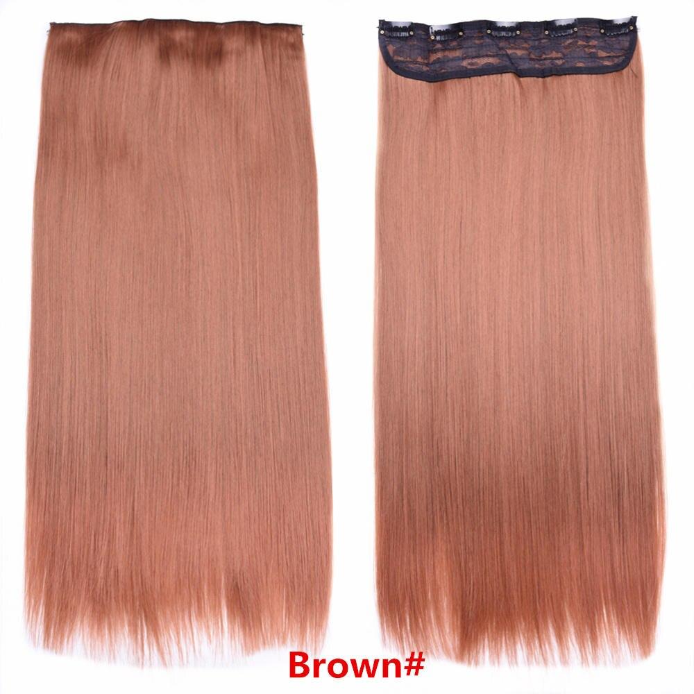 brown hair_