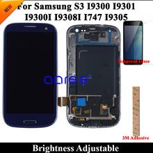 100 przetestowany wyświetlacz LCD wyświetlacz dla Samsung S3 I9300 LCD I9300I I9301 LCD do Samsunga S3 NEO I9300I ekran LCD dotykowy digitizer montaż tanie tanio 3 Nowy 1280x720 Pojemnościowy ekran For samsung s3 ATELKOM All tested before shipped Grade AAA Blue White 6 months For Samsung S3 I9300 I9301 I9305 I747 I9300I