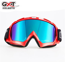 GXT Motocross Off-Road Racing Glasses Downhill Dirt Bike Skate Eyewear Winter Ski Snow Motorcycle ATV MTB Riding Goggles