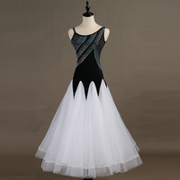 Ballroom Dress Women Waltz Tango Standard Dance Competition Dresses Salsa Performing Dance Wear Modern Dancing Outfits DL3119