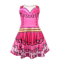 2019 summer cartoon Baby girl clothes kids dresses for Girls Halloween costume cosplay Party Vestidos 51209 hot mickey minnie cosplay costume halloween costume dresses for kids girl performance dance clothes christmas cartoon costume