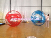 kids aqua rolling ball water walking sphere balloon aqua climbing ball