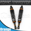 "Universal 13.5 ""340mm motorcycle air shock absorber suspensão traseira para yamaha motor scooter atv quad preto d25"