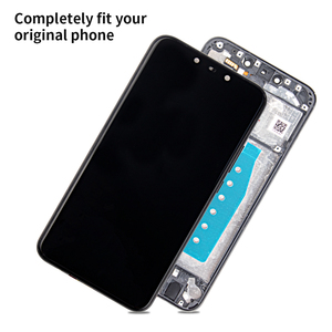 Image 5 - Lcd Diaplay עבור Huawei Mate 20 לייט מסך מגע Digitizer החלפת פטרון עבור Mate 20 לייט SNE L21 SNE LX3 SNE LX1 LX2 l23