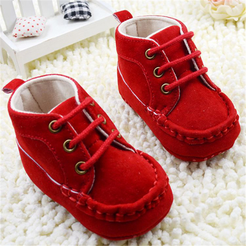 Online Buy Wholesale red baby booties from China red baby booties ...