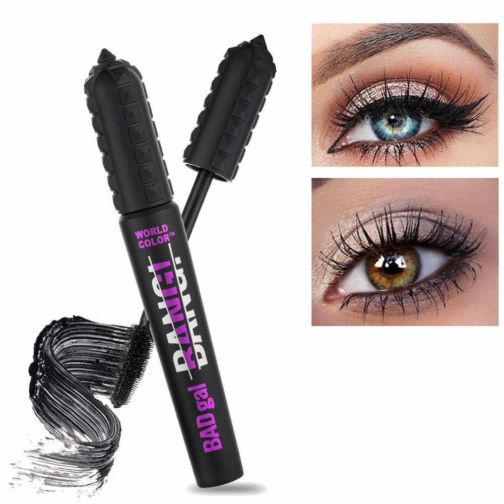 9f681f230c8 4D silk fiber eyelash mascara Waterproof Lengthening Eyelashes Fiber Lash  Eyelash Growth mascara de cils en
