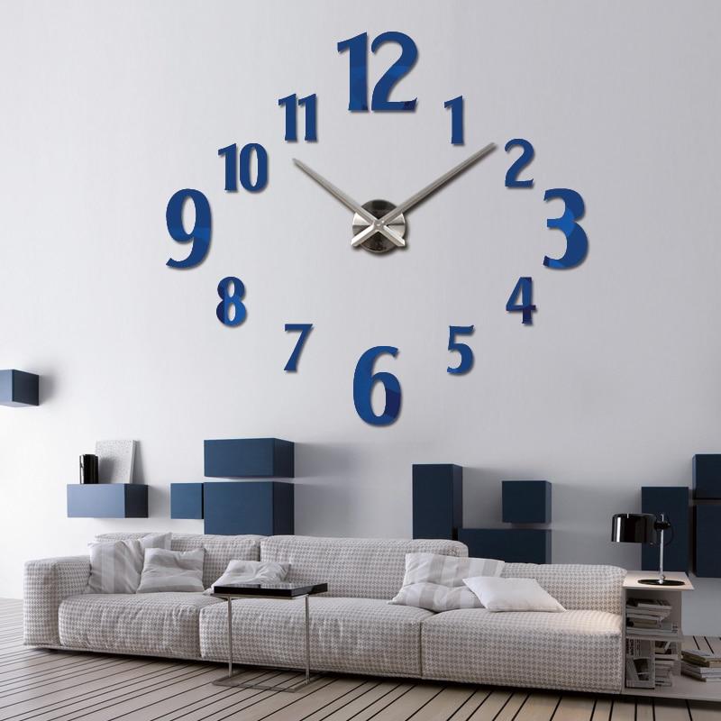 2019 νέο ρολόι τοίχου χαλαζία ρολόι - Διακόσμηση σπιτιού - Φωτογραφία 4