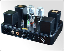 Meixing NEW MC300-EAR Vacuum Tube integrated Amplifier 300B single-ended Class A balanced earphone headphone Amplifier 110V/220V