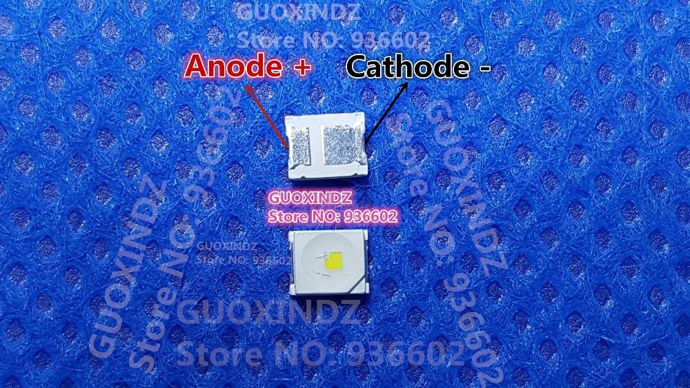OSRAM LED Backlight High Power LED 1 5W 3V 1210 3528 2835 153LM Cool white LCD