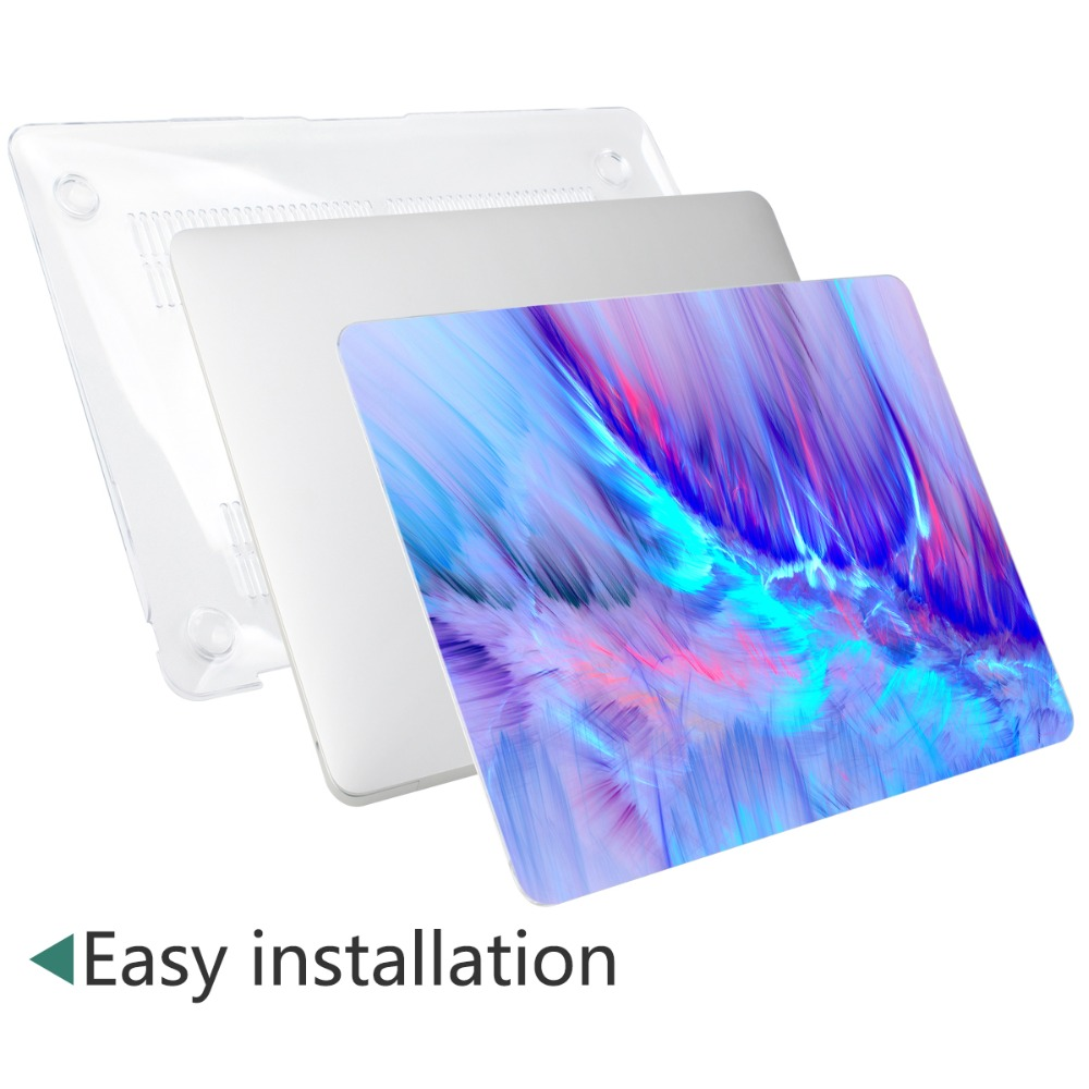 Marble Sky Case for MacBook 173