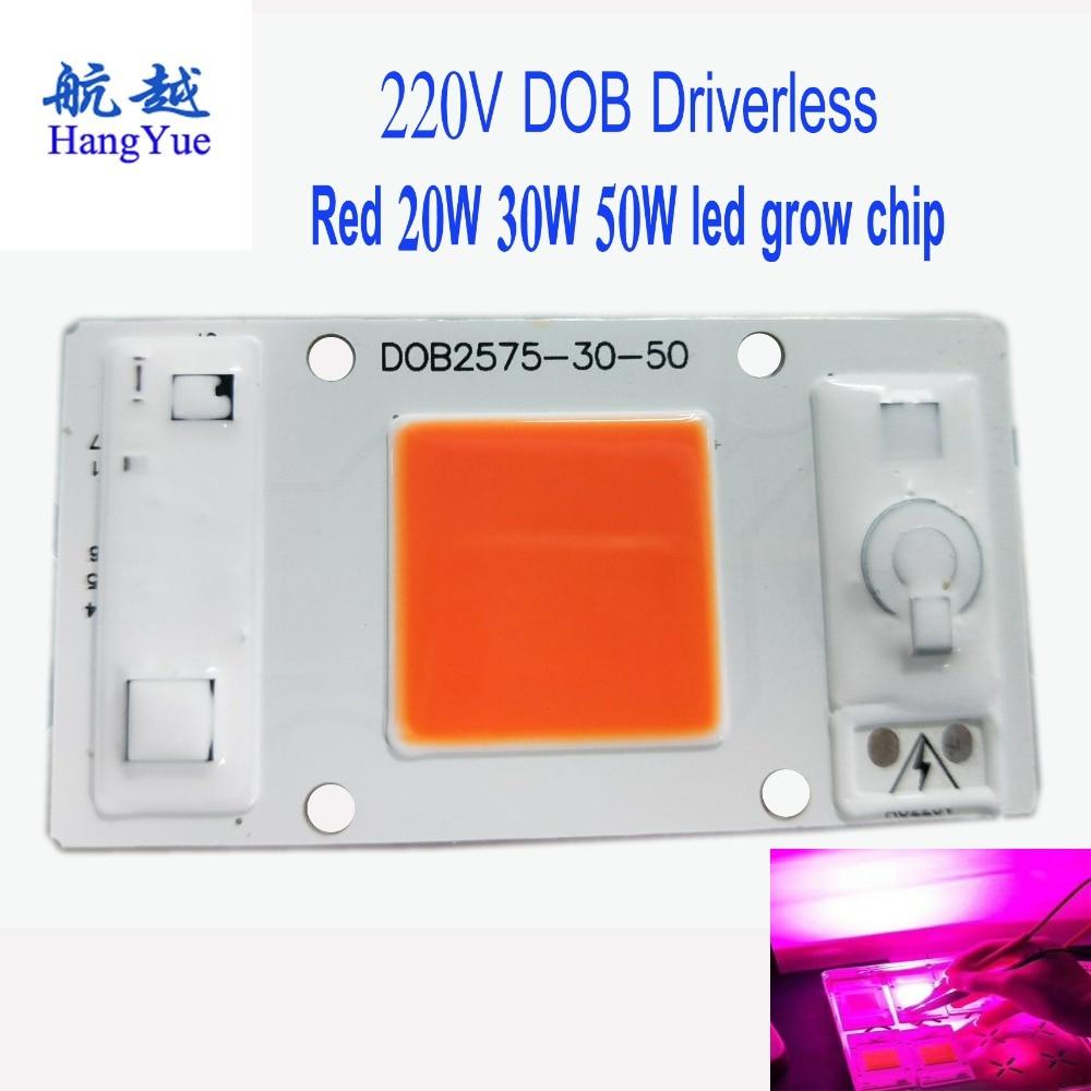 red led chip DOB