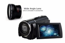 Freeship 10X Optical Zoom 120X Digital Zoom Camera Video Professional 24Mp 3.0″ FHD 1080 Pro HD Camcorder HDV-Z80