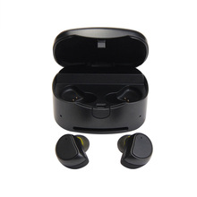 Original Mini Wireless Earphones 4.1 Bluetooth Earphones Duble Stereo Earbud With Mic Charging Box For iPhone Xiaomi Android