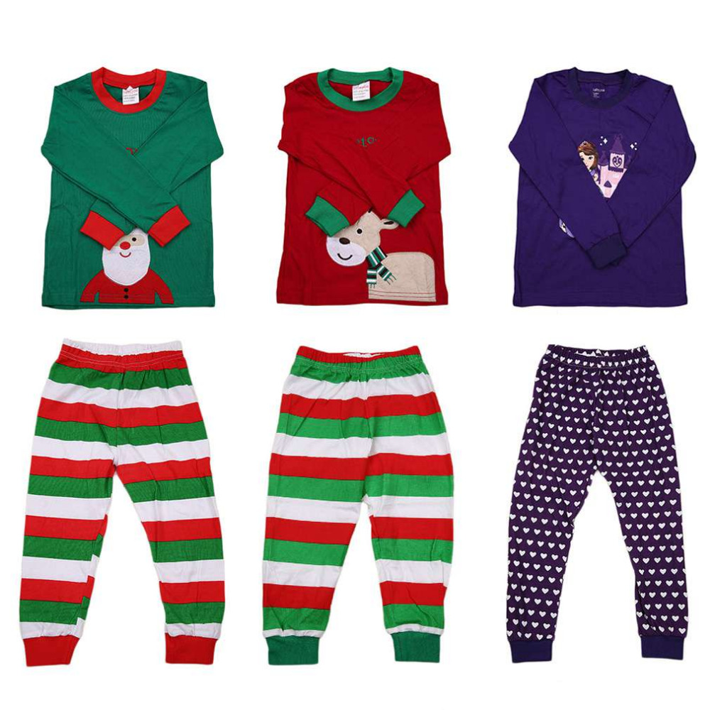 Boys Christmas Pajamas Size 6 Promotion-Shop for Promotional Boys ...