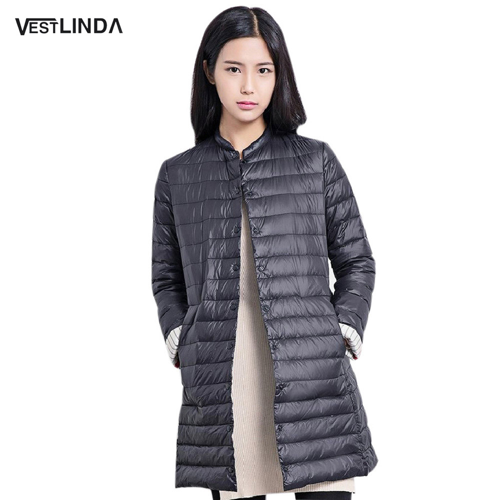 Aliexpress.com : Buy VESTLINDA 2016 Hot Sale Casual Coat Parkas ...
