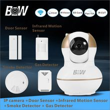 Surveillance font b Camera b font Wireless font b Door b font Infrared Motion Sensor Smoke