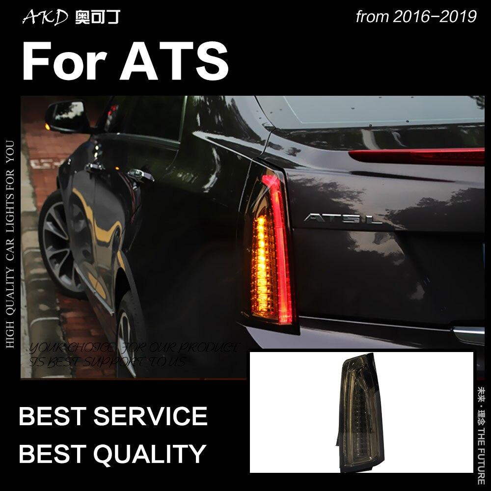 Car Styling For Cadillac ATS Tail Lights 2016 2019 ATS L