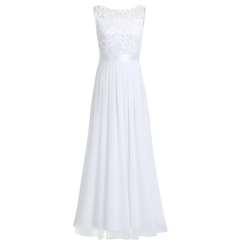 tiaobug жемчуг розовый kruger пол длина невесты платья 2017 без рукавов элегантный kruger для женщин свадебные официальная полива женские платья