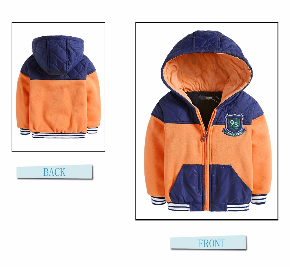 7f7fe2d49 High quality spring autumn warm winter jacket for boys waterproof ...