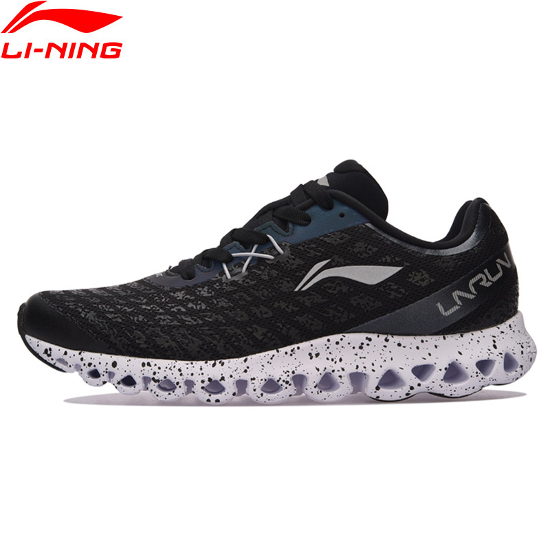 Li-Ning Men LN ARC Running Shoes Comfort Sneakers Anti-Slippery Light Cushion LiNing Sports Shoes ARHM051 XYP584 sneakers running shoes sports men and women shoes rubber sole anti skid wear student shoe low upper waterproof air cushion hot