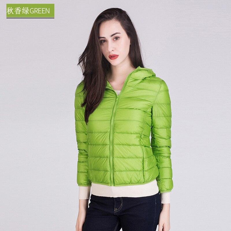 2017 Neue Winter Designer Frauen Jacke Weiß 90% Ente Unten Weiß Ultradünne Ente Daunenjacke Frauen Für Mädchen Schnee Parka Jacke