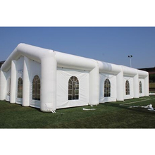 Giant PVC tarpaulin outdoor inflatable church tents,inflatable marquee,inflatable wedding party tent for