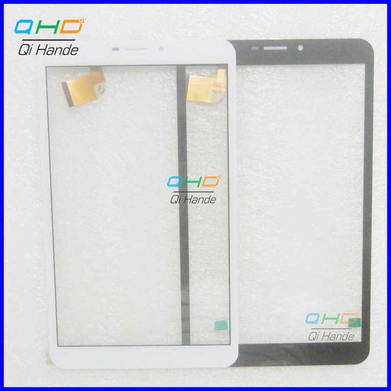 Touch Screen Digitizer For 8 inch teXet X-pad RAPID 8.2 4G TM-8066 Tablet Touch panel Glass Sensor replacement Free Shipping 8 lcd screen matrix for texet x pad rapid 8 4g tm 8069 tablet pc free shipping