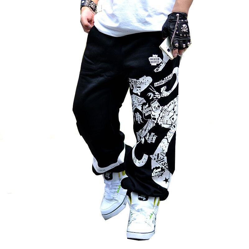 2020 Hip Hop Style Dance Pantalone Male Baggy Harem Pants Men Loose Drop Crotch Harem Pants Men Pants S-3XL