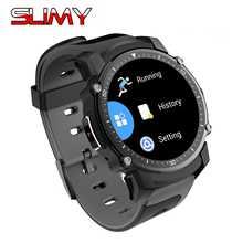 Viscoso FS08 Profissional Esporte Relógio Inteligente Monitor de Freqüência Cardíaca À Prova D' Água IP68 Multi-Modo de Fitness Rastreador Smartwatch para IOS Telefone