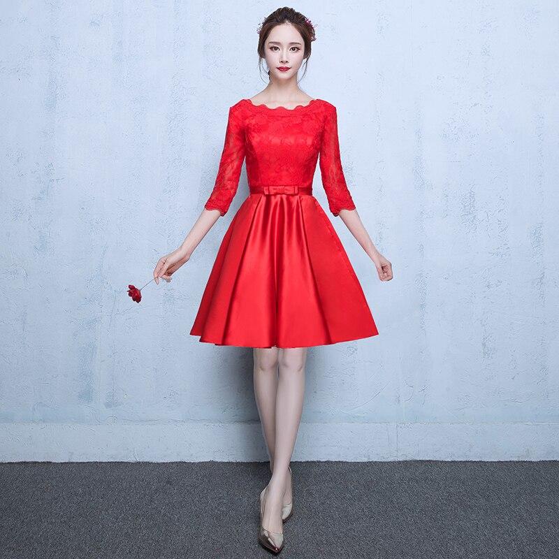 0d8899dcbf6 CEEWHY Половина рукава длиной до пола Длина вечернее платье ...