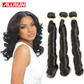 3 Bundles Peruvian Virgin Hair Twist Body 7A Unprocessed Virgin Hai Peruvian Twist Body Best Selling Allrun Human Hair Bundles