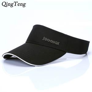 QingTeng Cotton Baseball Cap Visor Snapback Polo e243f5244db8