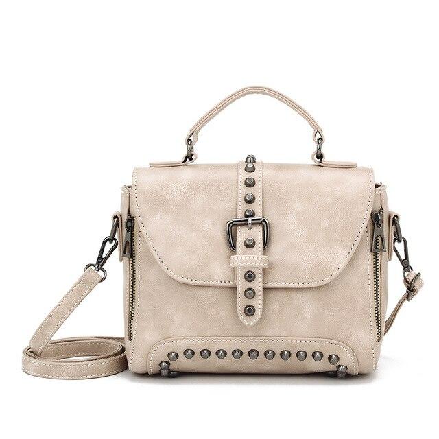 c88db2e15192 JOFEANAY Brand 2018 new women s bag rivet bag shoulder Messenger bag  handbags manufacturers sales volume discount Girls party pa