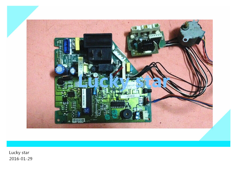 95% new for Haier Air conditioning computer board circuit board KF-25G/CF 0010400264 good working
