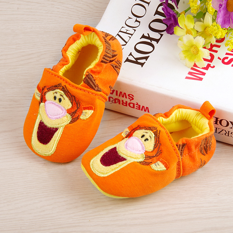 Cute Baby Shoes Boy Girl Cartoon First Walkers Infant Shoes infantil toddler shoes chaussures