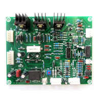 Tap type MIG welding circuit board mig-3 nbc-2 nbc-3 traditional card for co2 welding machine