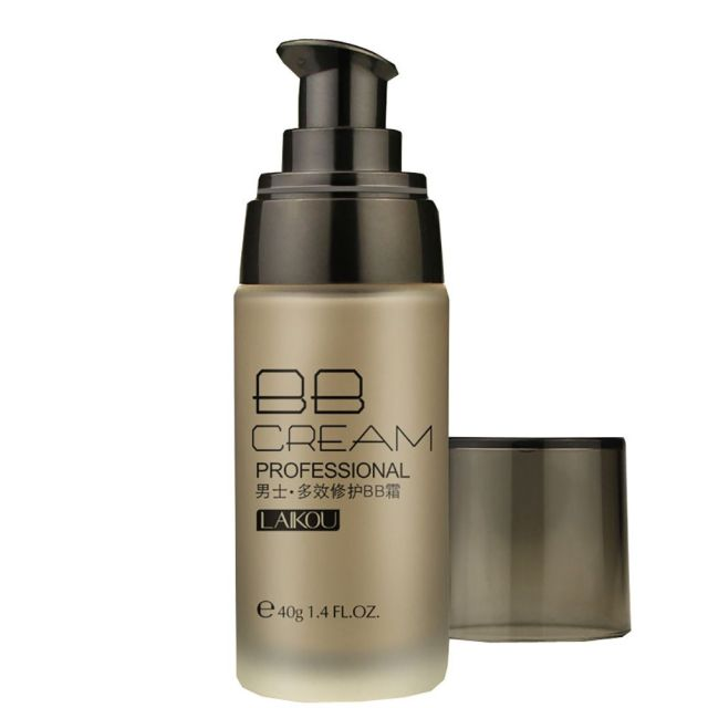 Men BB Cream Whitening Moisturizing Skin Care Makeup Liquid Foundation Concealer