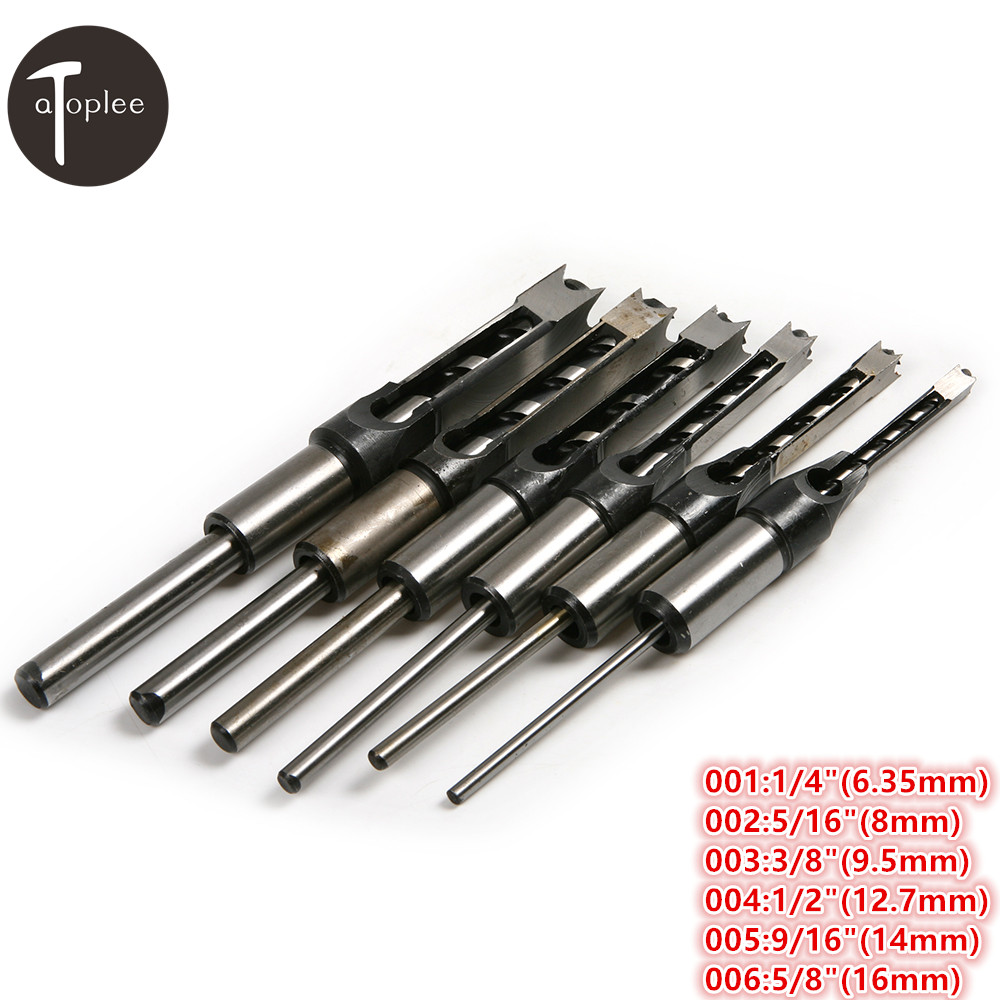1PCS 1/4 5/16 3/8 1/2 9/16 5/8 Slotting Flute Diameter Tenon Hole Drill Bit Woodworking Drilling HRC 48~50 DIY Tools 1 2 5 8 round nose bit for wood slotting milling cutters woodworking router bits