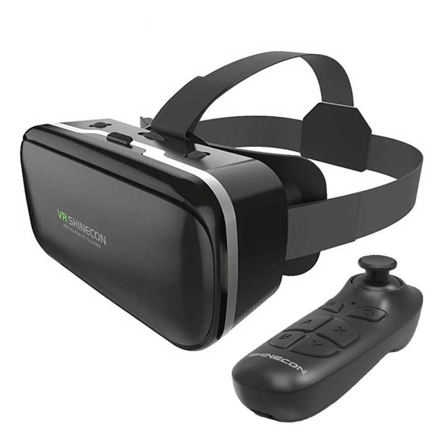 Rovtop 3D очки VR коробка виртуальной реальности картонная гарнитура шлем для смартфона samsung очки VR устройства для игр