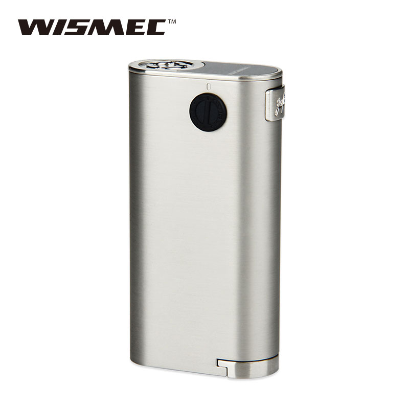 100% Original WISMEC Noisy Cricket II-22 MOD Electronic Cigarette Noisy Cricket 2 Box Mod vs Noisy Cricket / Cricket II-25 Mod cricket noise maker