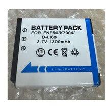NP-50 FNP50 NP50 KLIC-7004 lithium battery  D-Li68 Digital camera battery for Fujifilm X10 X20 XF1 F50 F75 F665 F775 F900