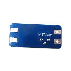 Image 2 - 100 unids/lote MT3608 2A Max DC DC paso potencia Módulo de aumento de potencia para
