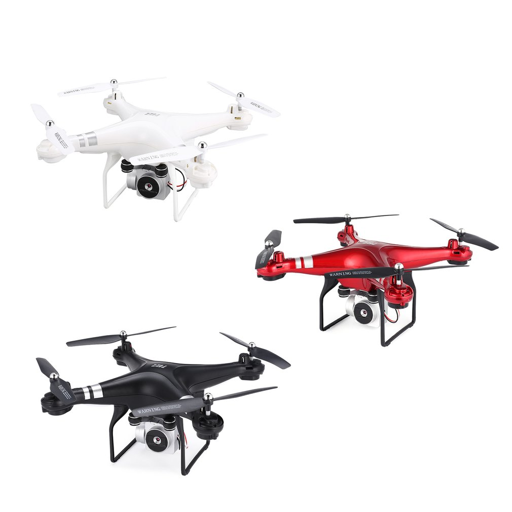 SH5H 2.4G FPV Drone RC Quadcopter with 720P Wifi Camera Live Video Dron Altitude Hold Headless Mode One Key Return VS Syma X5C