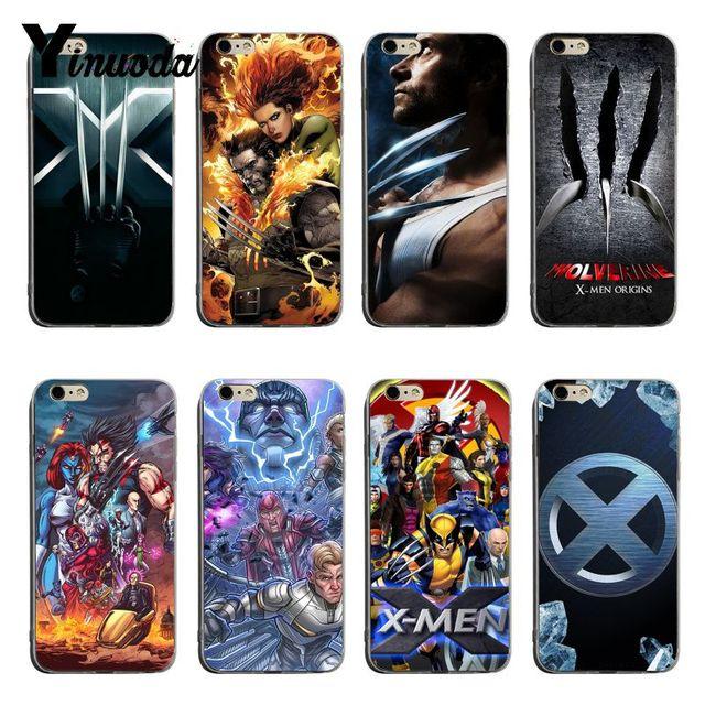 san francisco da701 c76b2 US $0.99  Yinuoda X men xmen Days of Future Past On Sale! Luxury Cool phone  Case For iPhone XSMax X XS XR 7 7Plus 8 8plus 6 6s 6plus-in Half-wrapped ...