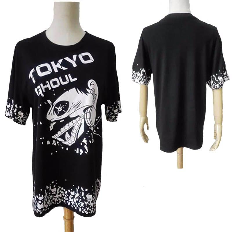 735577fe5c0c1 لطيف يونيكورن طوكيو الغول ر قميص قصير كم t-shirt عرضي الزى الرجال النساء  الملابس تأثيري زي الصيف بلايز المحملات